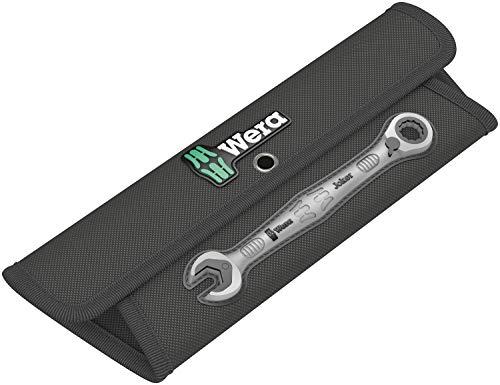 Falttasche für 4 Joker Maul-Ringratschen-Schlüssel, leer, 290 x 100.0 mm, Wera 05671383001