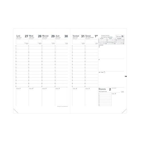 HAMELIN-1-Agenda escolar de 2015 y 2016-DEEZER, 12 x 17 cm, diseños disponibles, 3 unidades