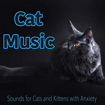 Cat Music - Sounds for Cats and Kittens with Anxiety