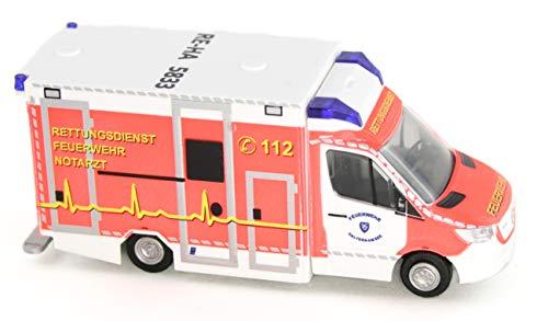 Rietze 76220 - GSF RTW ´18 Feuerwehr Haltern am See - 1:87