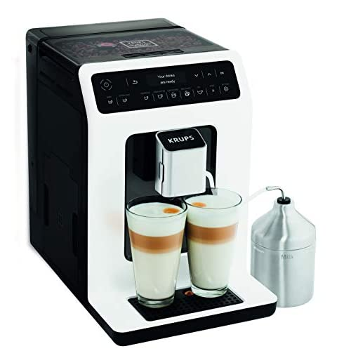 Krups EA891D27 Evidence Automatic, Espresso, Bean to Cup, Coffee Machine, 1450 W, 2.3 liters, Metal
