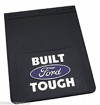 ford dually mud flaps