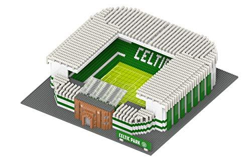 FOCO BRXLZ 3D-Bausatz, Modell: Fußballstadion, Bauspielzeug, ., Celtic FC