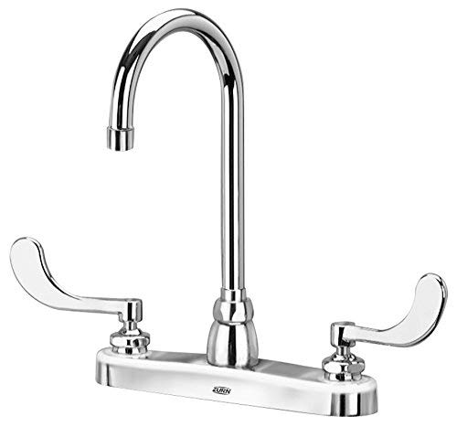 Zurn Z871B4-XL-FC Aqua Spec Kitchen Sink Faucet with 5-3/8