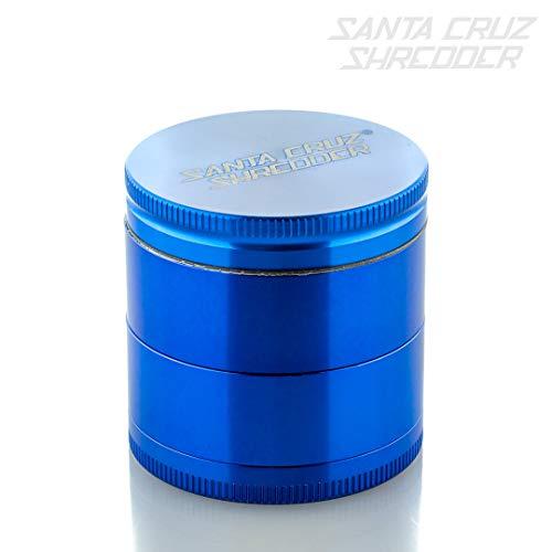 Santa Cruz Shredder 4 Piece Medium New (Blue) by Santa Cruz Shredder