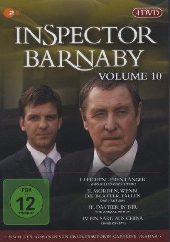 Inspector Barnaby, Vol.10 (4 DVDs)
