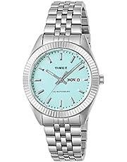 [TIMEX] 腕時計 ウォーターベリー レガシー TW2V18200 シルバー