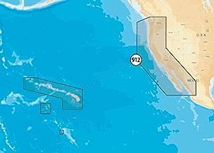 Navionics Platinum+ SD 912 US W. Coast & Hawaii Nautical Chart on SD/Micro-SD Card - MSD/912P+