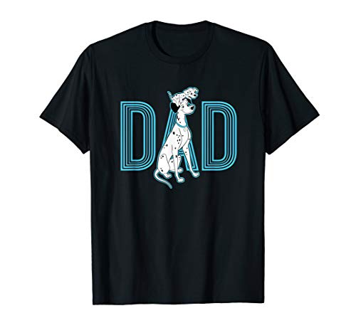 Disney 101 Dalmatians Pongo and Penny Dad T-Shirt