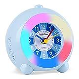 Ayybboo Reloj Despertador Analógico Niños, Despertador para...