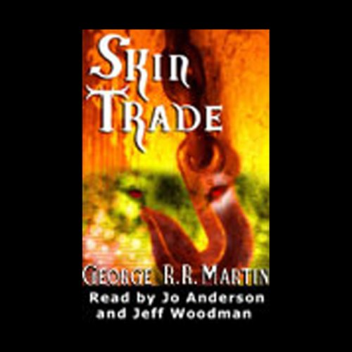 Skin Trade audiobook cover art