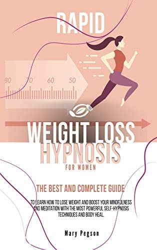 Rapid Weight Loss Hypnosis For Women The Best and Complete Guide to Learn How to Lose Weight product image
