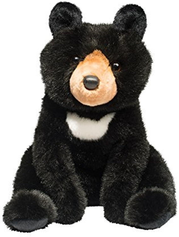 Memphis schwarz Bear by Douglas Toys