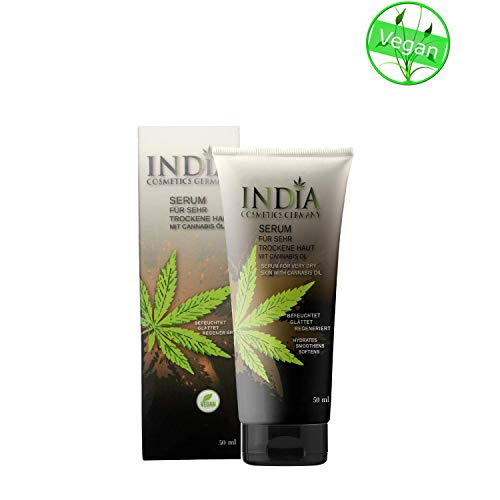 Crema de manos para muy piel seca con Cannabis aceite
