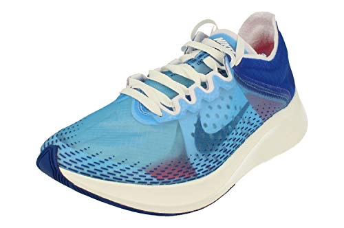 Nike Womens Zoom Fly SP Fast Running Trainers BV0389 Sneakers Shoes (UK 6 US 8.5 EU 40, Indigo Fog 446)