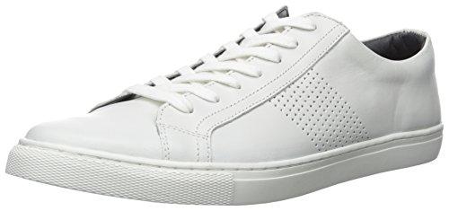 Kenneth Cole REACTION Can-Didly Herren-Sneaker, Weiß, 44.5 EU