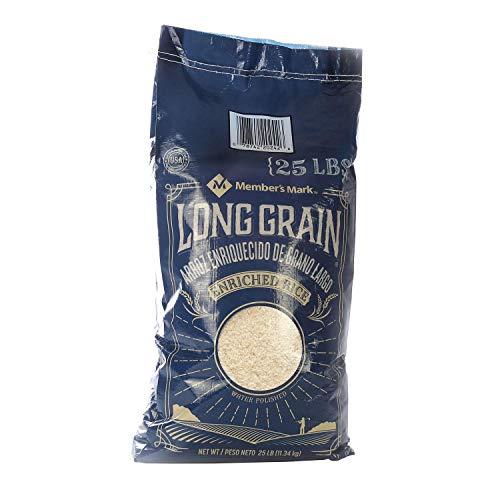 Member's Mark Long Grain White Rice 25 lb.