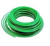 Trim Line - Desbrozadora de hilo de nailon duradero (15 m x 2 mm)