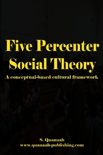Five Percenter Social Theory: A conceptual-based cultural framework