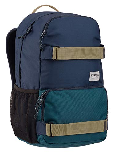 Burton Unisex Treble Yell Daypack, blau (Dress Blue Heather), Einheitsgröße