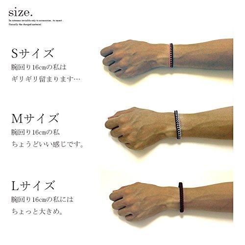 コランコランSガードフィタcolancolanSガードfita静電気除去マイナスイオン黒×赤M(約18.5cm)