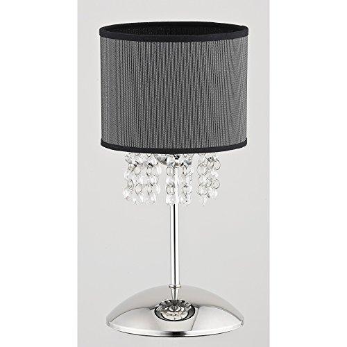 ALFA Liliana 1 Lampe de Chevet Lampe à Poser Luminaire Lampe de Table lumière Interieur