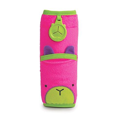 Trunki Kindersitz-Gurtpolster fürs Auto - SnooziHedz - pink