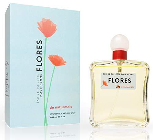 Flores Eau De Parfum Intense 100 ml. Compatibile con Flower by Kenz. Profumo Equivalente Donna