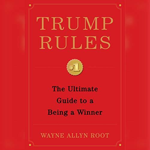 Page de couverture de Trump Rules