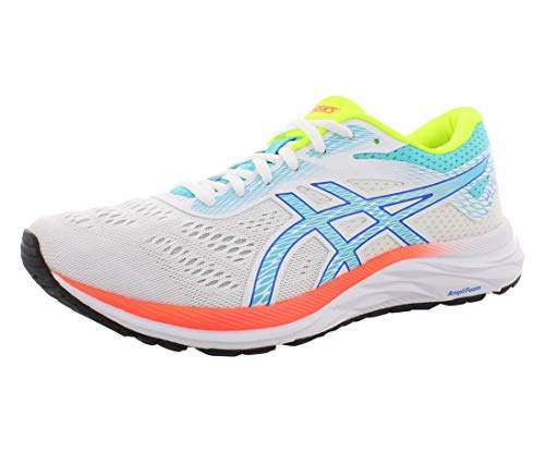 ASICS Women's Gel-Excite 6 SP Running Shoes, 7.5, White/ICE Mint