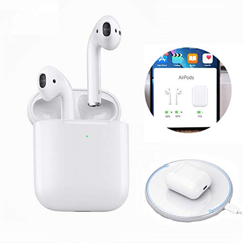 2020 Nuevos Auriculares inalámbricos Bluetooth Touch Control con conexión automática Compatible con iOS/Android/Mac-019