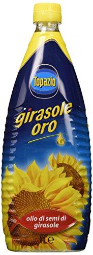 Topazio Olio di Semi Girasole - 1 Litro