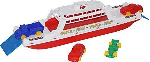 Polesie 56689 Baltische Fähre mit Mini Cars Boote Toys