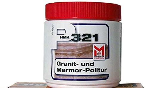 Moeller Stone Care HMK P321 Granit und Marmor Politur 500ml Naturstein