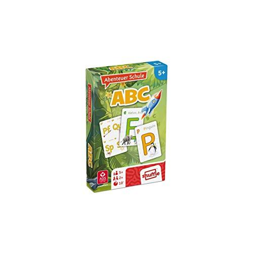 ASS Altenburger 22572842 - Abenteuer Schule - ABC, Lernspiel