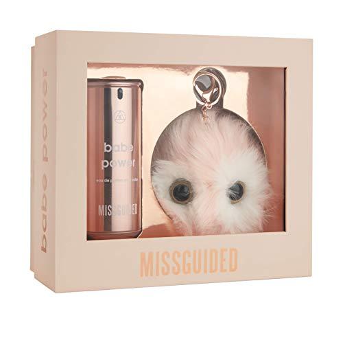 Missguided Babe Power Eau de Parfum und Pom Geschenkset