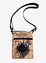 Harry Potter Marauder's Map Passport Crossbody Bag