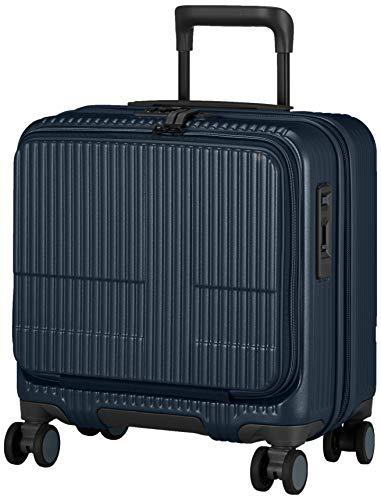 [イノベーター] スーツケース 機内持ち込み 横型 多機能モデル INV20 保証付 43 cm 3kg ディープシー