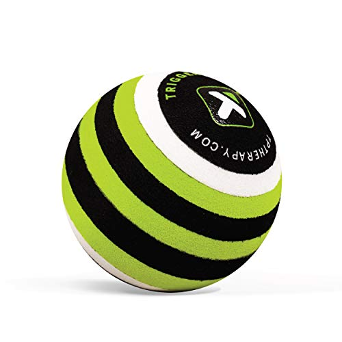 Massage ball for deep tissue work