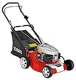 Cobra M46C 46cm (18in) Petrol Lawnmower with steel deck, powerful DG450 easy start