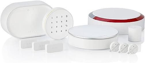 Somfy 1875255 - Home Alarm Advanced Plus | Draadloos huisalarm verbonden met buitensirene | Somfy Protect | Compatibel met...