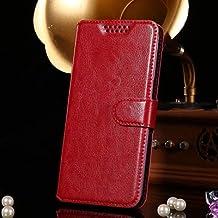 KINGCOM-Wallet Cases - جرابات محفظة لهاتف Lenovo A5s A6 K10 Plus K9 K5 Note 2018 K350t K6 Z5 Enjoy Z6 Pro Lite ZP A5 K320t جراب جلد الوجه for Lenovo A5s AFTS-4000315861513-148