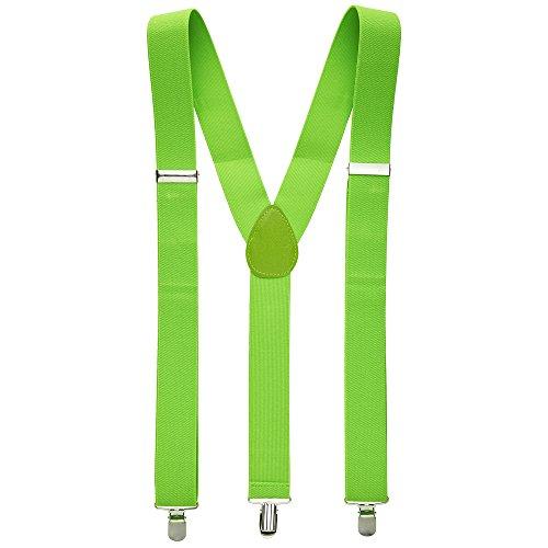 Widmann - Bretelles - Homme Vert Vert Taille Unique
