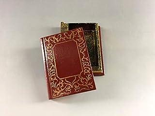 表完尼 川瀬里加 洋書 香合 共布 共箱(東山 三代 川瀬表完) 茶道具 聖書 結婚式 ジューン ブライド 教会