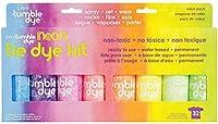 Tumble Dye Craft And Fabric Spray 2oz 8/Pkg-Neon Assorted Colors (並行輸入品)