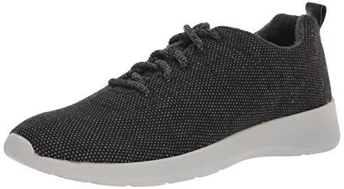 Dr. Scholl's Men's FREESTEP Shoe Sneaker, Dark Grey Wool, 9 M US