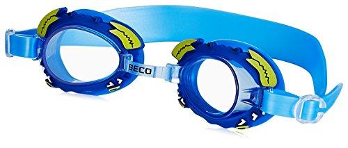 BECO Unisex Jeugd Palma zwembril, gesorteerd/origineel, één maat