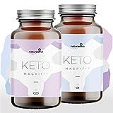 MAGRIFIT KETO - ¡Arriba el metabolismo! – Complemento para tu dieta keto – Con Aceite MCT de Coco y Aminoácidos HMB