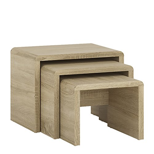 Furniture To Go 4YOU Small Nest, Coffee Table, Living Room-Sonama Oak