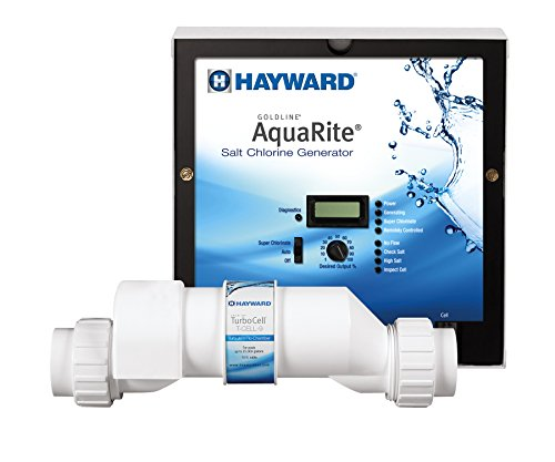 Hayward Electronic Salt Water Chlorinator – 25,000 gal.